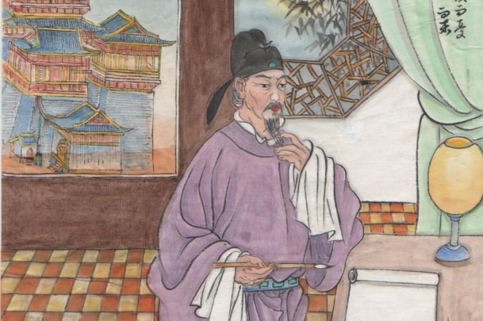 Fan-Zhongyan picture by Epoch Times.