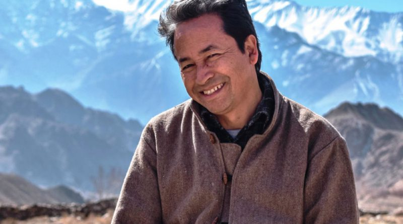 Sonam Wangchuk creates a stir with his appeal to boycott Chinese goods