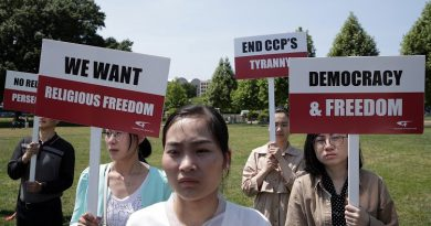US State Department reveals that religious persecution is worsening in China