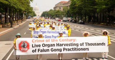 CCP Plans to Export Immoral Organ Trafficking Abroad, NGO Leader Warns
